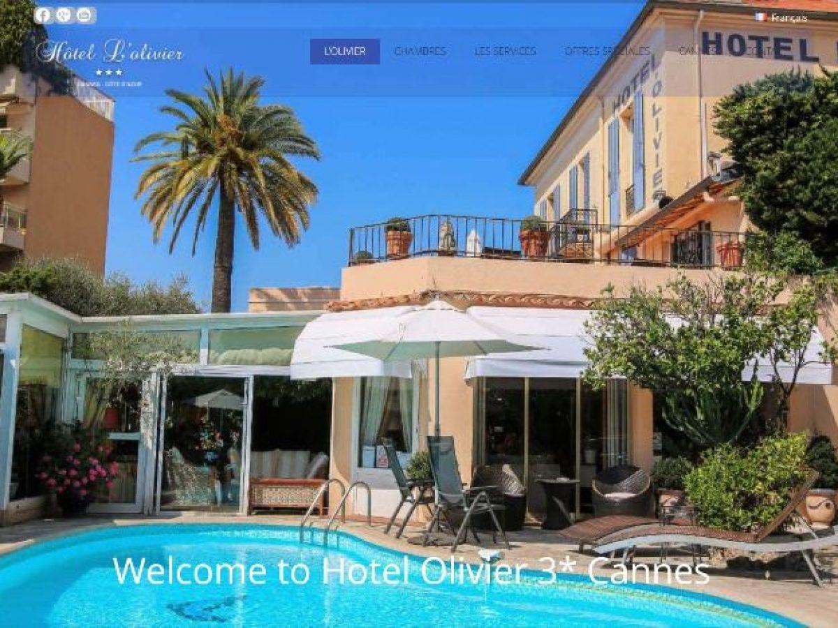 Hôtel 3* Olivier Cannes