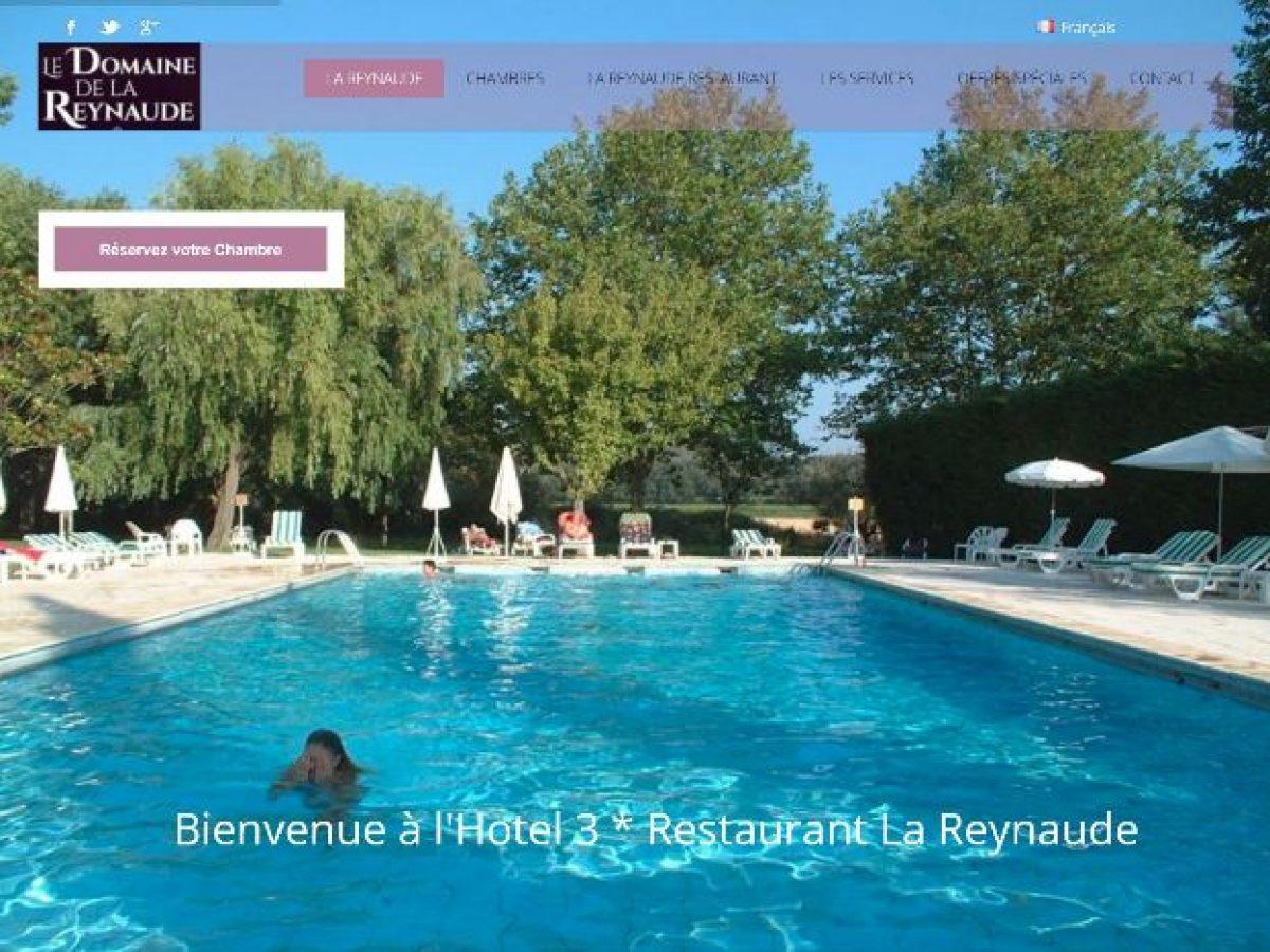 Hotel Restaurant La Reynaude 3* Provence